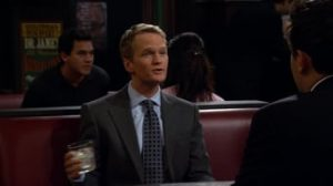 How I Met Your Mother 1. Sezon 17. Bölüm | HD Versiyon