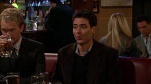 How I Met Your Mother 1. Sezon 2. Bölüm | HD Versiyon