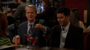 How I Met Your Mother 1. Sezon 9. Bölüm | HD Versiyon