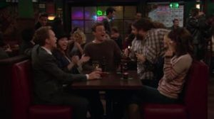 How I Met Your Mother 6. Sezon 10. Bölüm | HD Tek Part