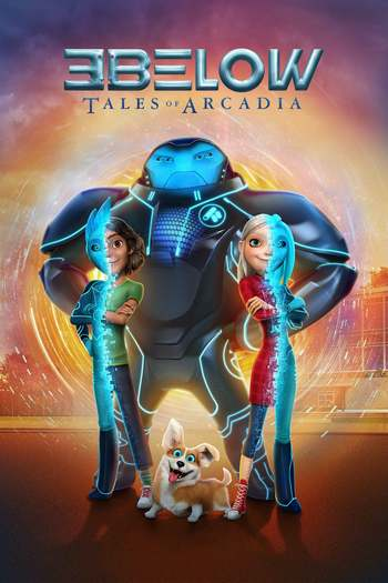 3Below Tales of Arcadia