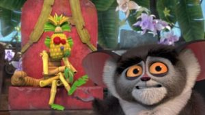 All Hail King Julien 1. Sezon 4. Bölüm