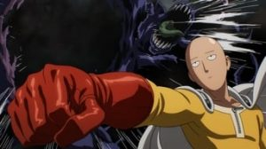 One Punch Man 1. Sezon 1. Bölüm