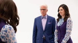The Good Place 3. Sezon 9. Bölüm