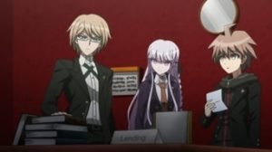 Danganronpa: The Animation 1. Sezon 4. Bölüm