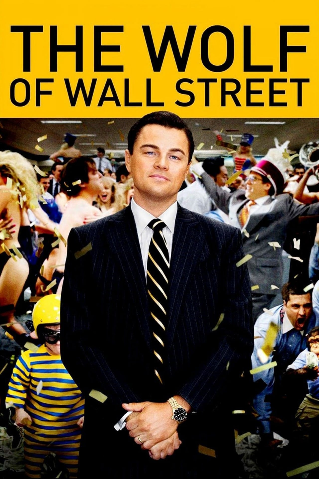 The Wolf of Wall Street izle